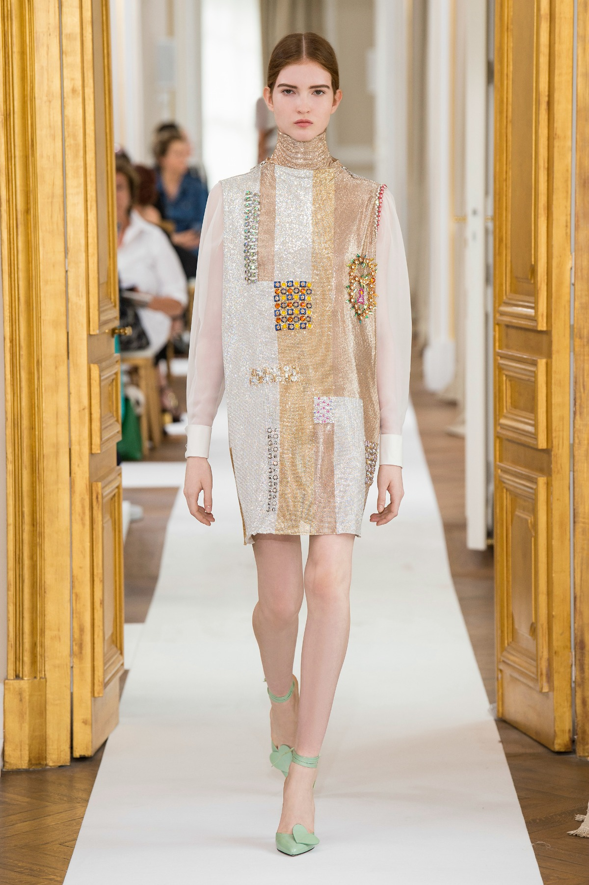 Schiaparelli fall 2017 couture runway i for Couture meaning