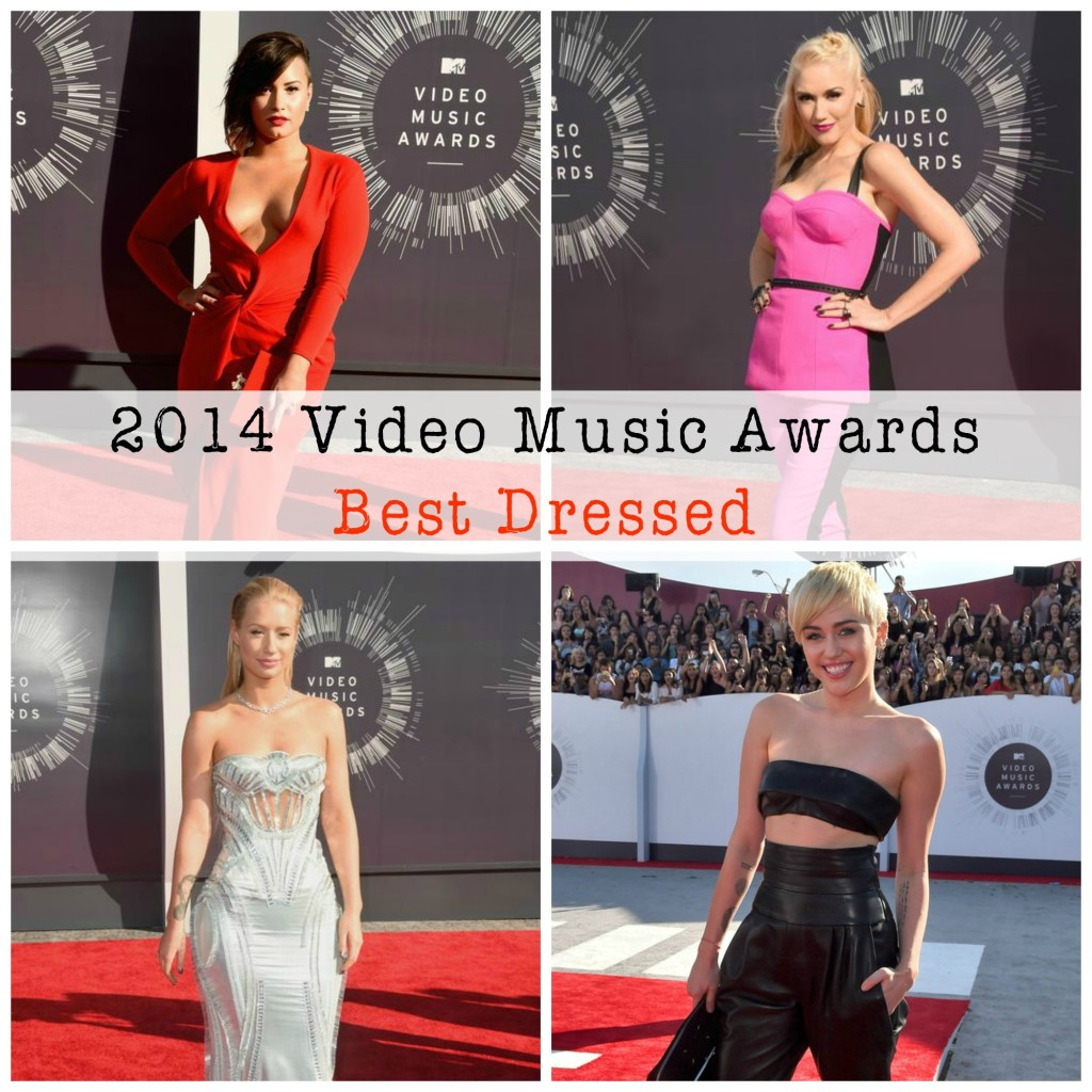2014 Video Music Awards, 10 Best Dressed