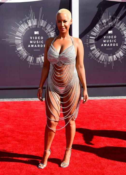 Amber Rose 2014 Video Music Awards