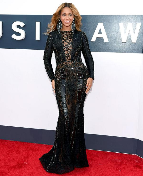 Beyonce at 2014 Video Music Awards, Best Dressed