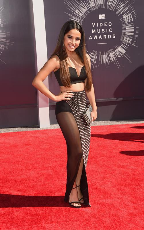 Becky G 2014 Video Music Awards Worst Dressed