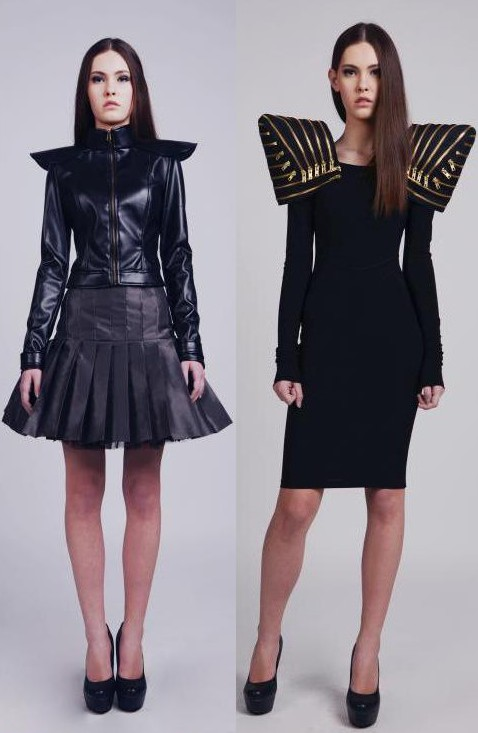 Magdalena Koziej Missterious FW14 Collection at WowCracy