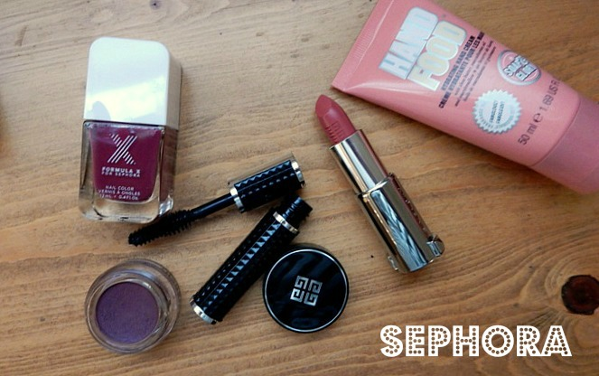 Sephora Makeup and Beauty Haul