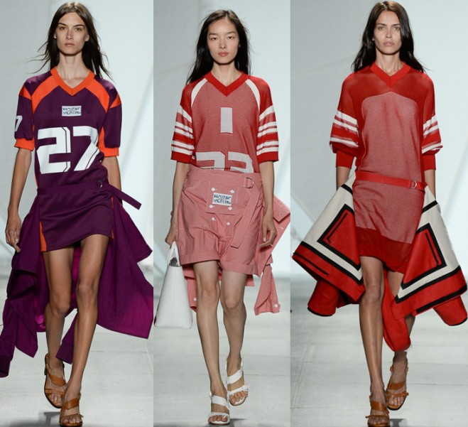 Lacoste Spring 2015 Collection at New York Fashion Week
