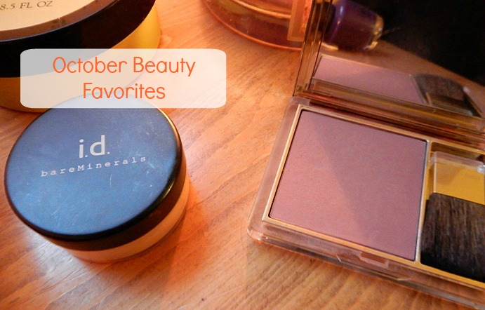 October Beauty and Makeup Favorites