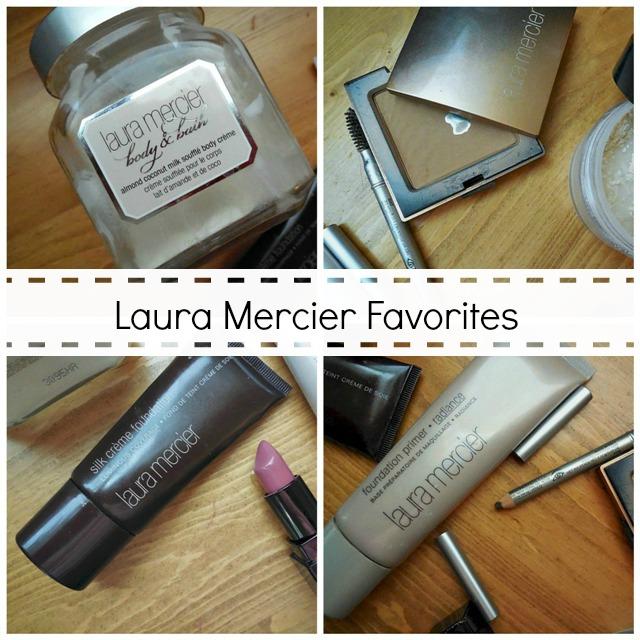 My Laura Mercier Beauty Favorites