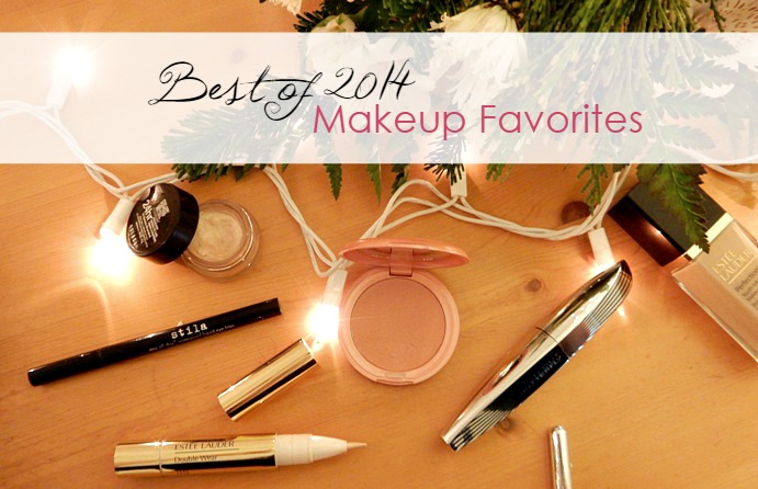 Best of 2014 : Makeup Favorites