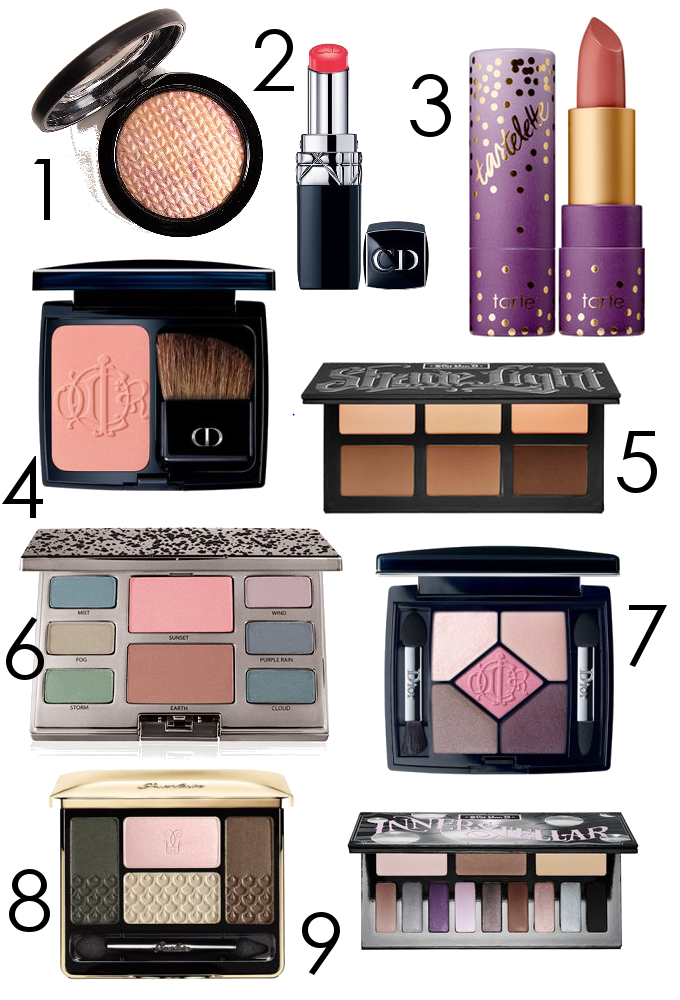 New makeup releases