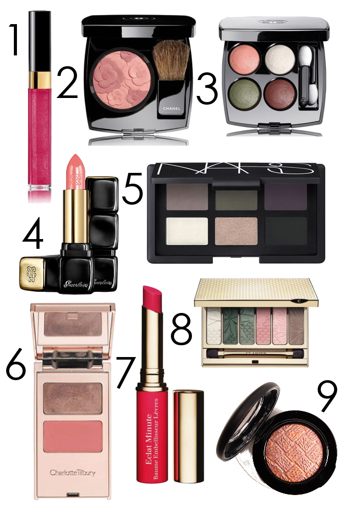 Spring 2015 Makeup Releases