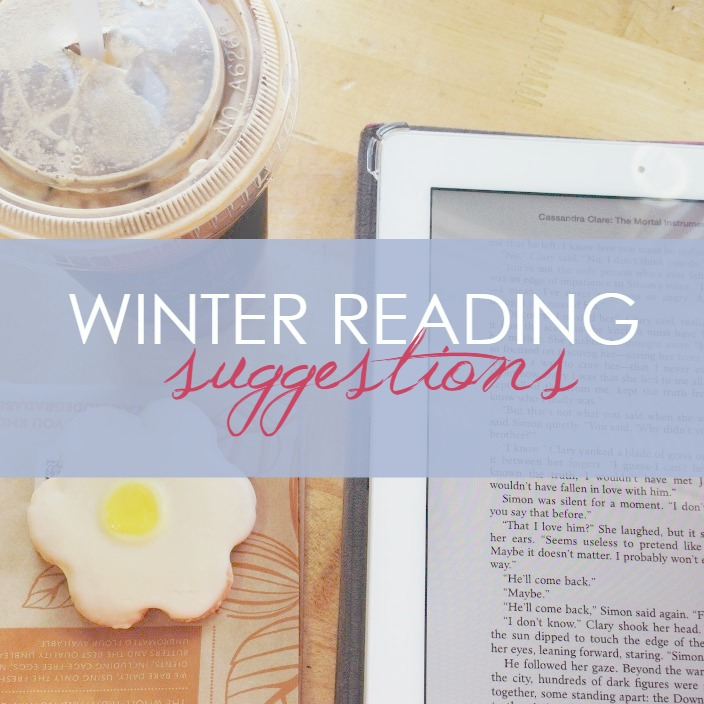 Books to Cozy Up with this Winter!