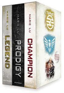 The Legend Trilogy by Marie Lu