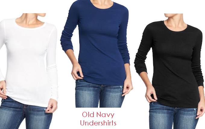 Old Navy Long-Sleeved Shirts for Winter Fashion