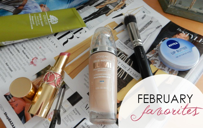 February 2015 Beauty and Life Favorites