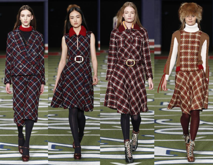 686b1ae5cd2 NYFW  Tommy Hilfiger Celebrates 30 Years + Fall 2015 RTW - Dream in Lace