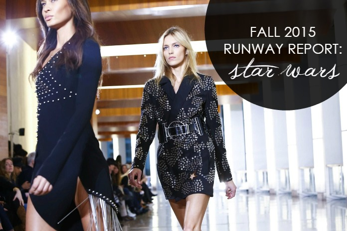 Trend Alert: Interstellar on the Fall 2015 Runways