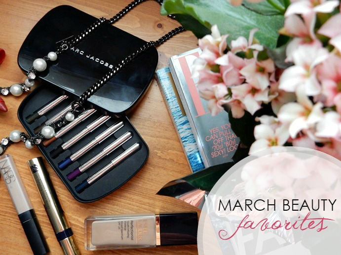 My March Beauty + Makeup Favorites