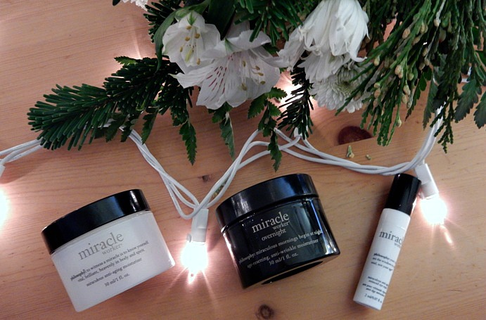 Philosophy Miracle Worker skincare review