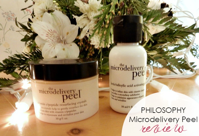 Review : Philosophy's The Microdelivery Peel