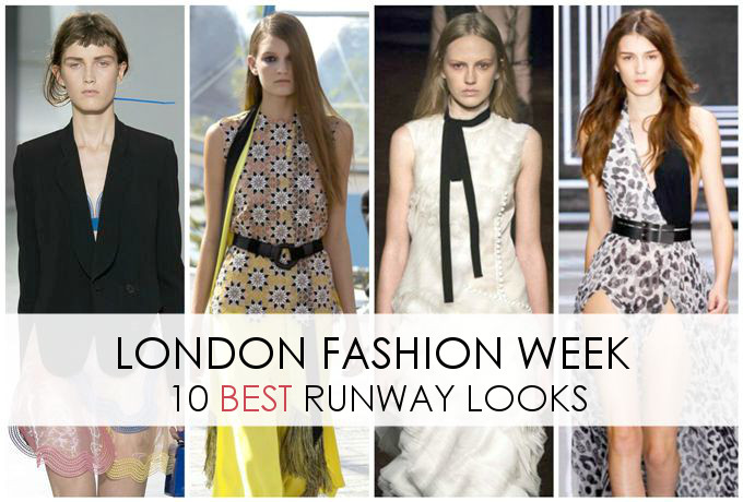 LFW: 10 Best Spring 2016 Looks Off the Runway