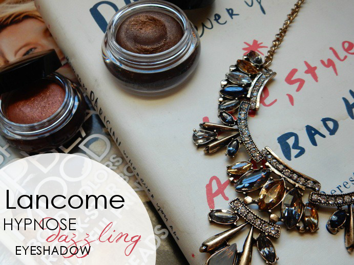 Beauty: Lancôme Hypnose Dazzling Eyeshadow Magic