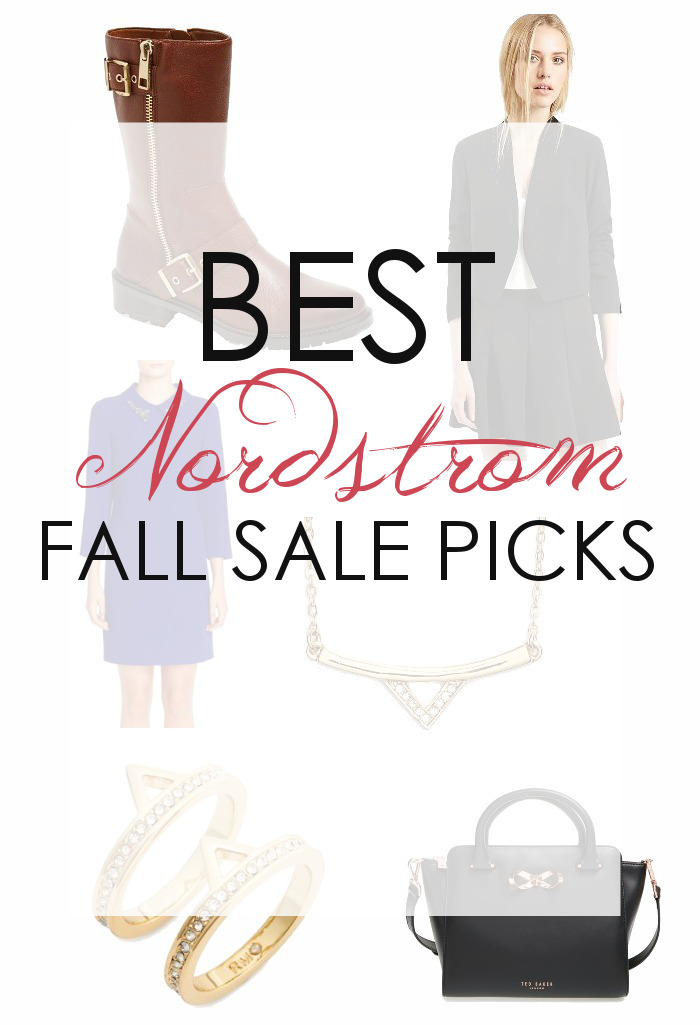 #NSALE: Best Nordstrom Fall Fashion Picks - Dream in Lace