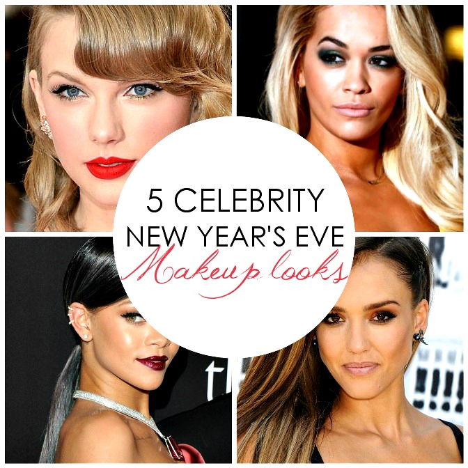 It S A New Year The Perfect Time To Redo Your Kitchen: 5 Celebrity Beauty Looks Perfect For New Year's Eve