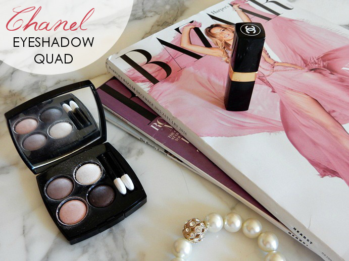 10 Most Loved Blog Posts of 2016 - Chanel Eyeshadow