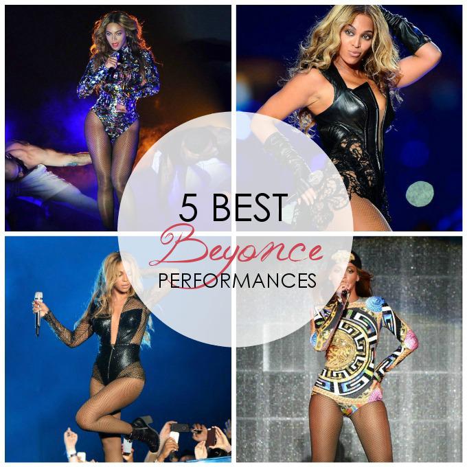5 Best Beyonce Live Performances