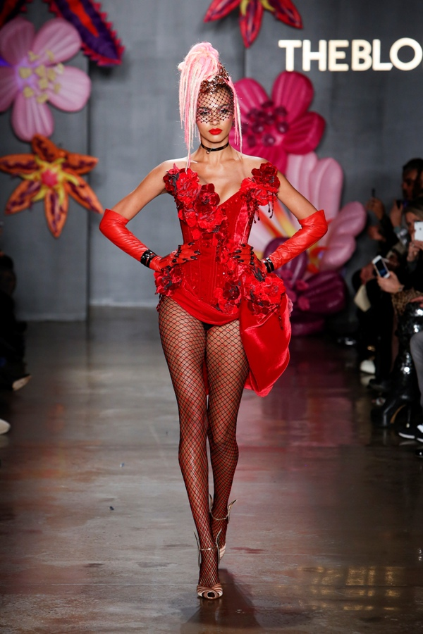 NYFW: The Blonds Fall/Winter 2016 Fashion Runway