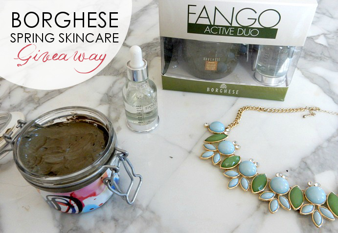 GIVEAWAY: Borghese Skincare Duo for Spring