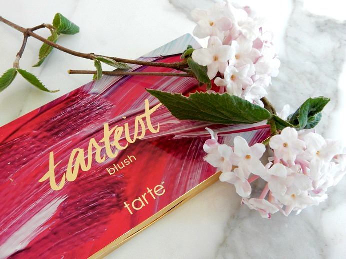 10 Most Loved Blog Posts of 2016 - Tarte Blush Palette