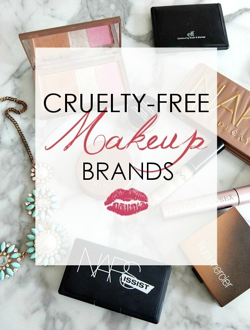 BEAUTY: A List of Cruelty-Free Makeup Brands