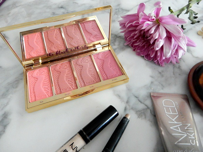 Tarte Blush Palette - Dream in Lace