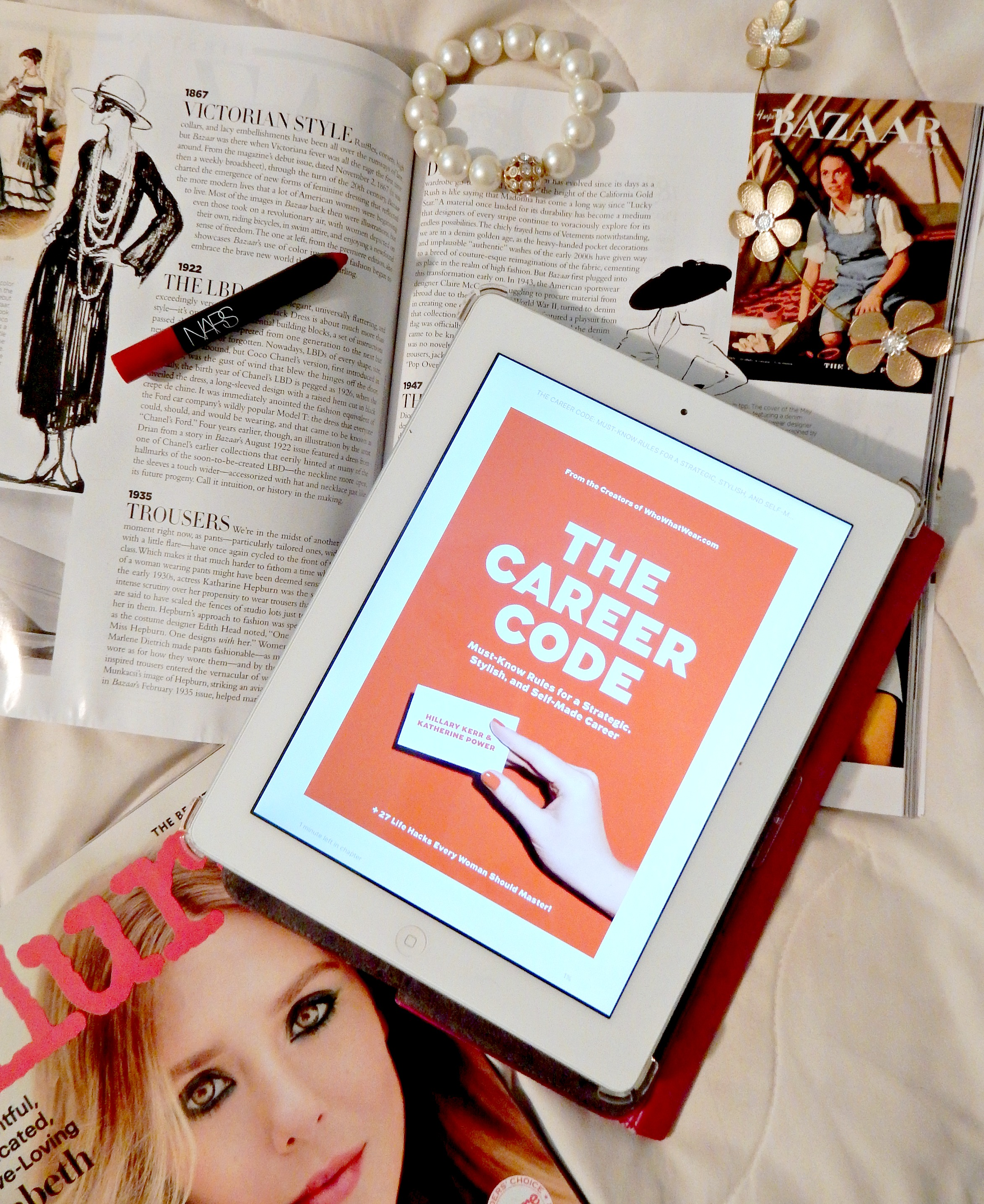 'The Career Code' by Hillary Kerr and Katherine Power of 'Who What Wear' - Fashion Career Advice