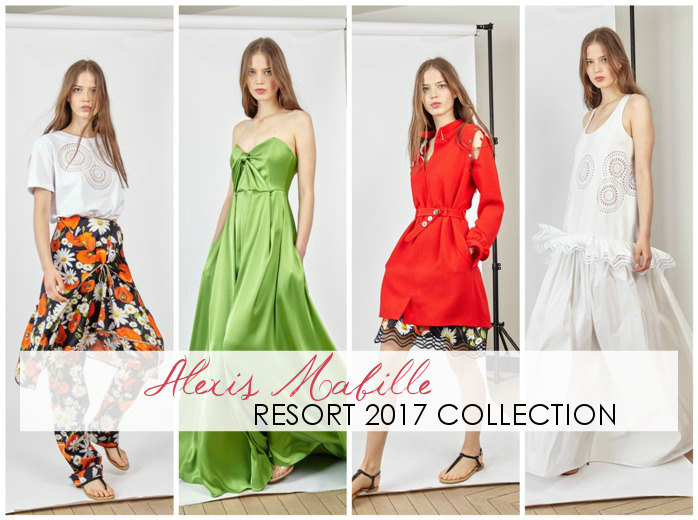 Alexis Mabille Resort 2017 Collection - Dream in Lace