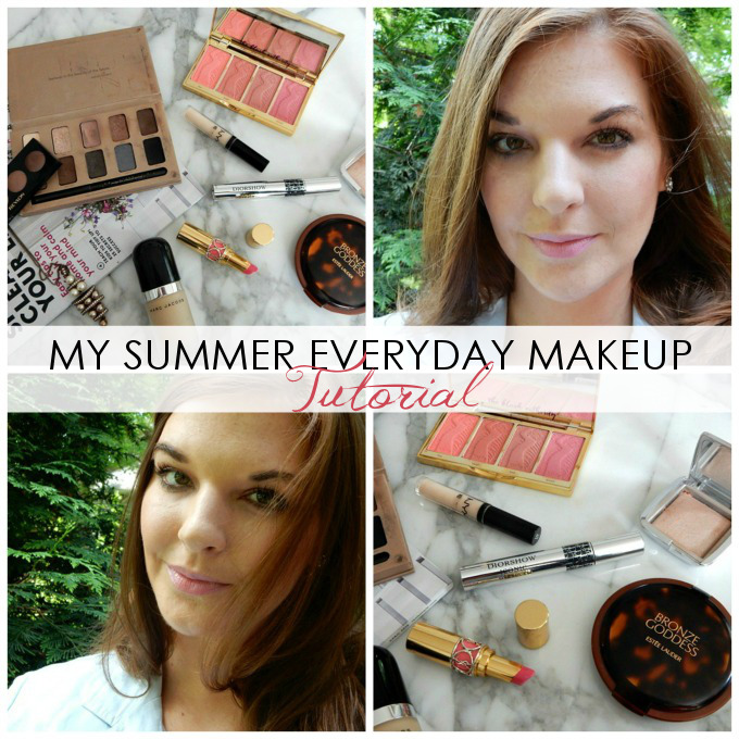 BEAUTY: My Summer Everyday Makeup Look