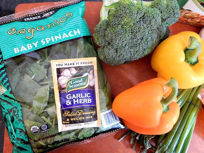 The Best Vegan Vegetable Pasta Salad - Dream in Lace