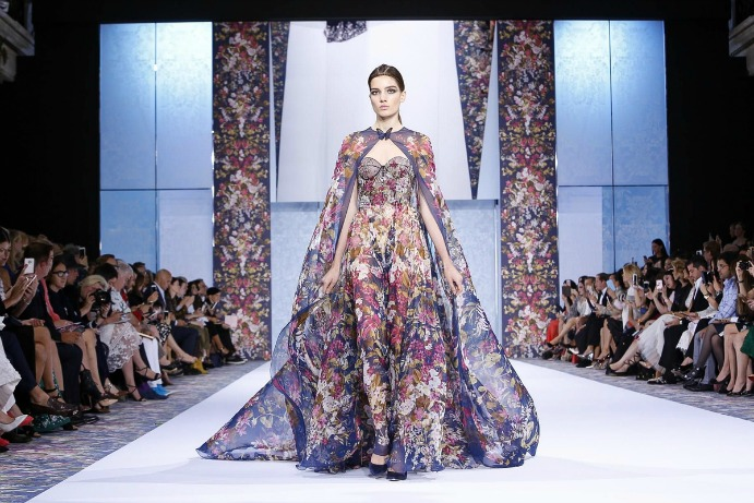 RALPH AND RUSSO: Where Couture Meets the Secret Garden