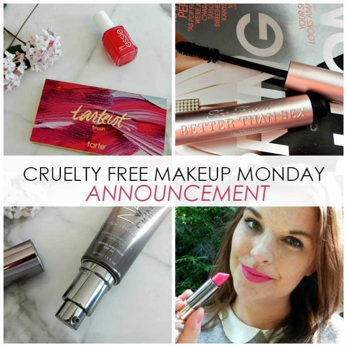 Cruelty-Free Makeup Monday - Dream in Lace