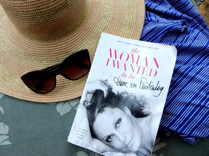 DVF's memoir 'The Woman I Wanted to Be' - Dream in Lace