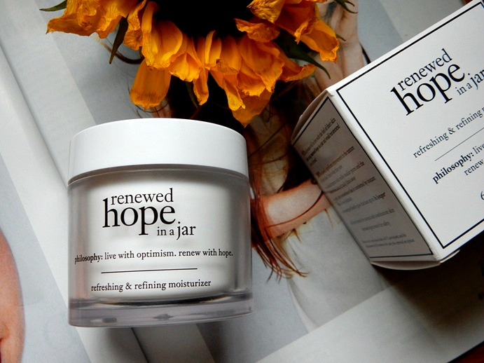 Philosophy Renewed Hope in a Jar Moisturizer - Dream in Lace
