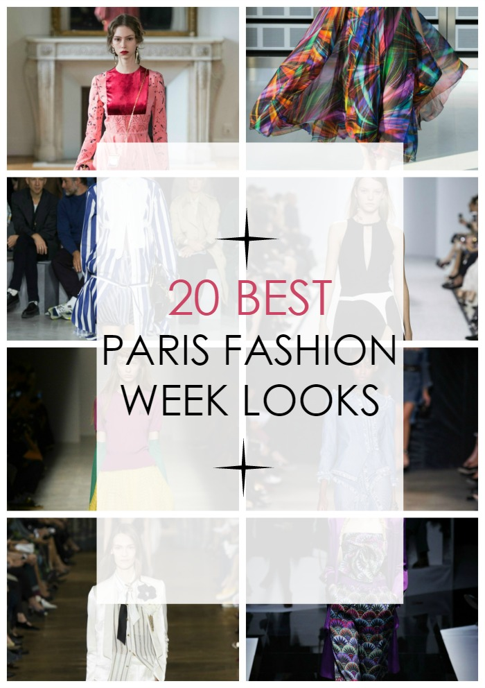 20 Best Nail Polish Colors For Fall 2015: Runway Report: 20 Best Paris Fashion Week Looks