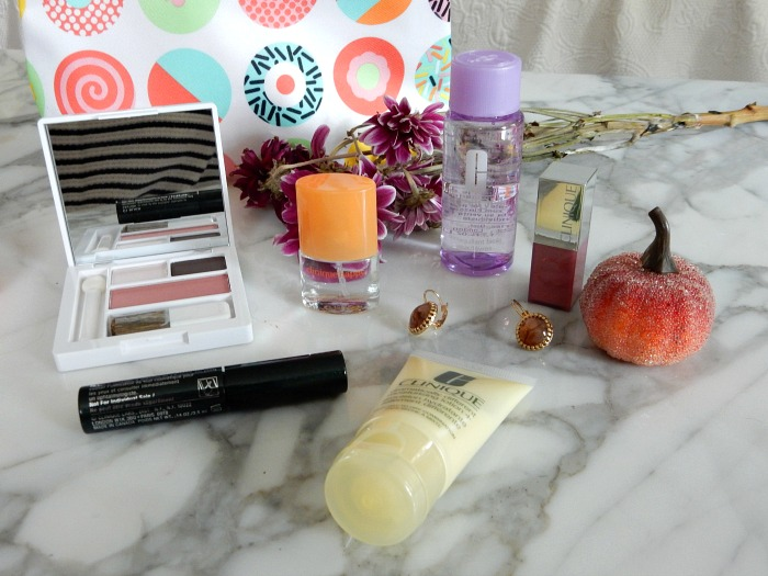 Columbus Day Sale Round-Up with Clinique makeup bag gift at Macy's