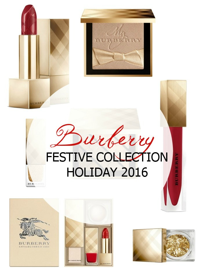 Burberry Holiday 2016 Festive Makeup Collection - Dream in Lace