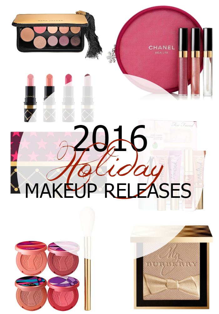 Holiday 2016 Makeup Releases - Dream in Lace