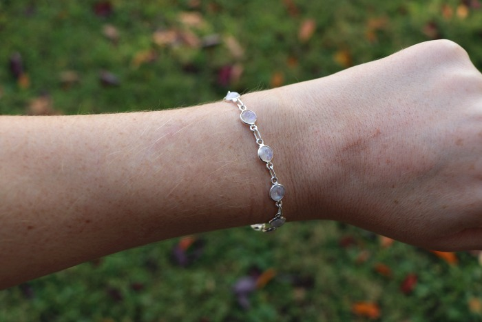 Dreaming with Moonstone Jewelry Bracelet by Moonstone Magic - Dream in Lace