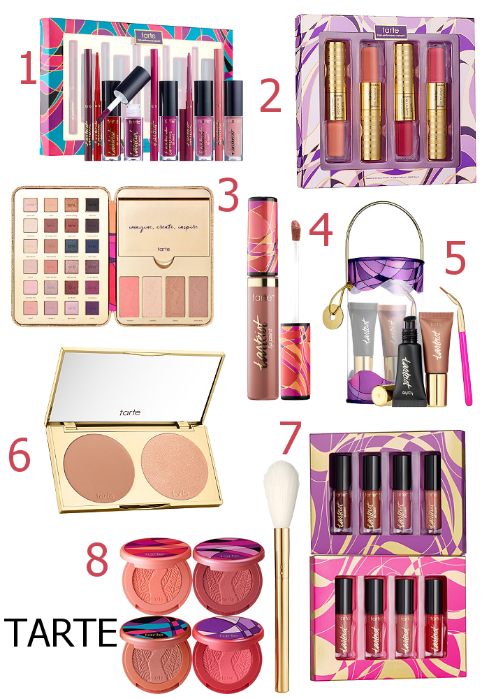 Tarte Holiday 2016 Makeup Releases - Dream in Lace