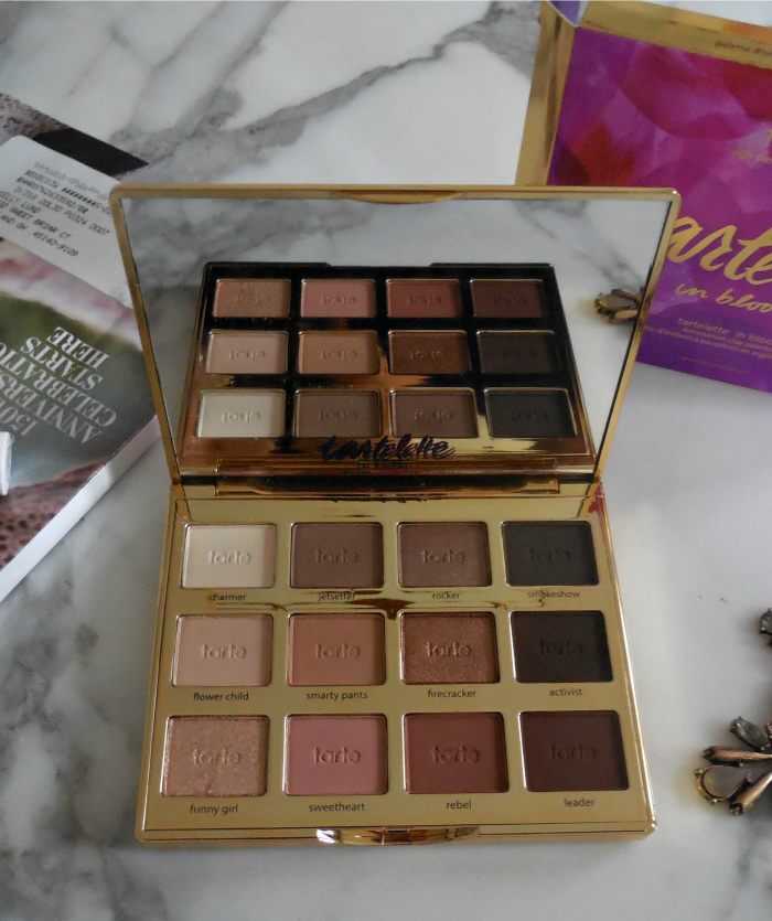 Let's Talk About the Tarte In Bloom Palette