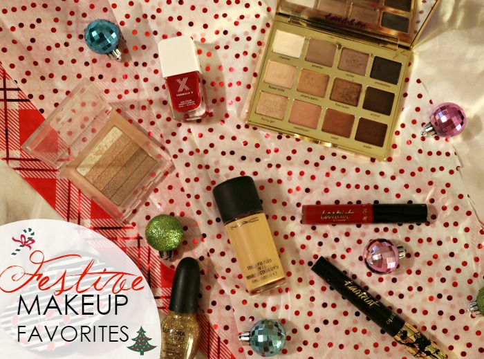Festive Makeup Favorites - Dream in Lace