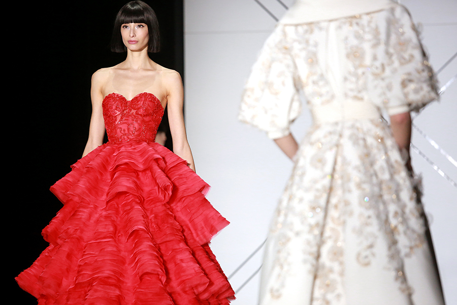 Ralph & Russo Couture Gowns Destined for the Red Carpet